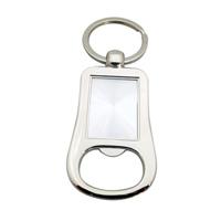 Porte Clés Décapsuleur Rond Personnalisable - Porte clé décapsuleur
